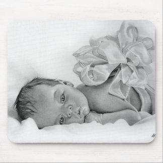 Newborn Baby Gift Mousepad