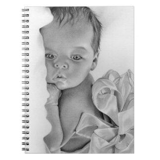 Newborn Baby Gift Notebook