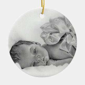 Newborn Baby Gift Ornament
