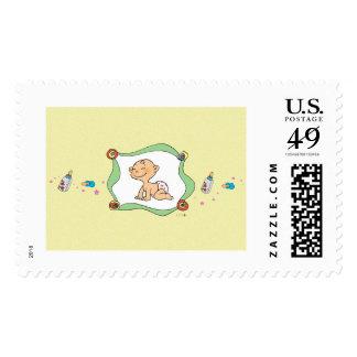 Newborn Baby stamp