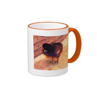Newborn Chick (2) Coffee Mugs