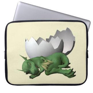 Newborn Dragon Computer Sleeve