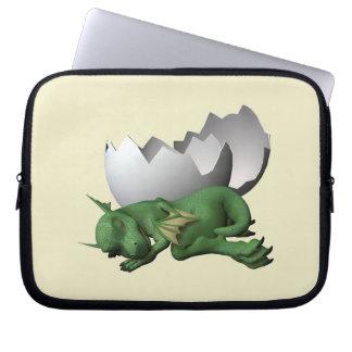 Newborn Dragon Laptop Sleeve