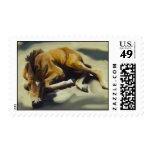 Newborn Foal Stamp