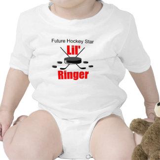 Newborn hockey baby shirt