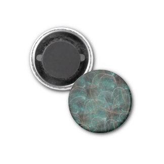 Newborn Nebula 1 Inch Round Magnet