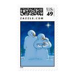 Newborn Postage Stamp