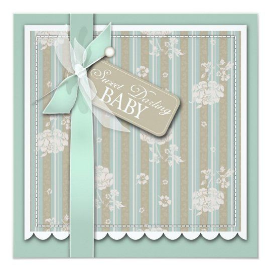 Newborn Square Card