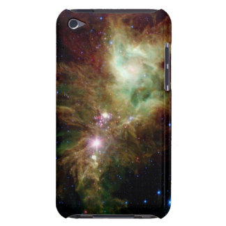 Newborn stars in the Christmas Tree cluster iPod Case-Mate Case