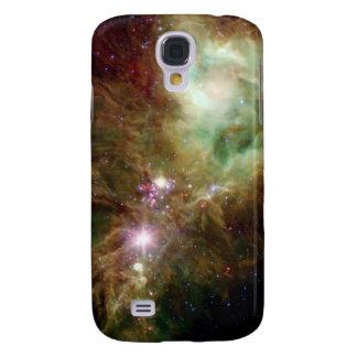 Newborn stars in the Christmas Tree cluster Samsung S4 Case