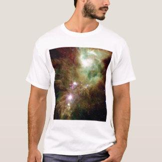 Newborn stars in the Christmas Tree cluster T-Shirt