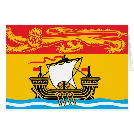 newbrunswick, Canada Greeting Card
