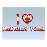 Newbury Park, CA Postales