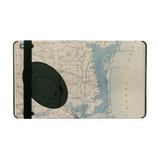Newburyport, Massachusetts iPad Case