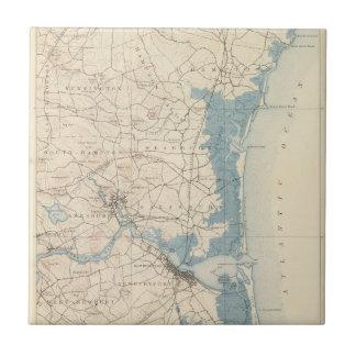 Newburyport, Massachusetts Tile
