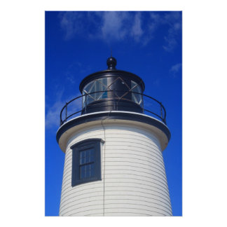 Newburyport Plum Island Lighthouse Tower Poster