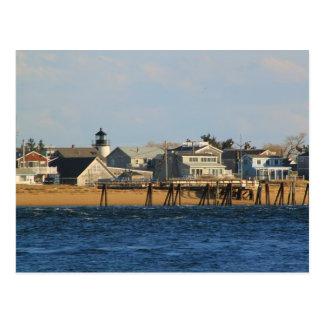 Newburyport Waterfront Postcard