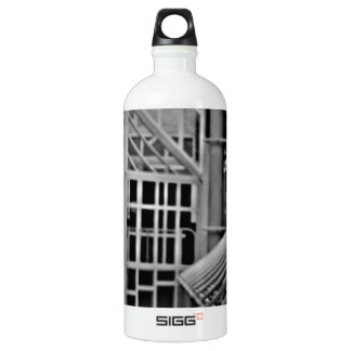 newcastle college aluminum water bottle