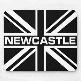 Newcastle Colours British Flag Mouse Pad