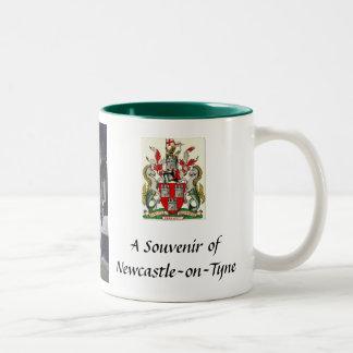 Newcastle-on-Tyne Souvenir Mug