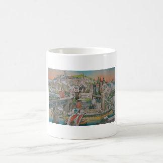 Newcastle upon Tyne, England Mug