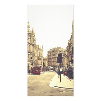 newcastle upon tyne personalized photo card