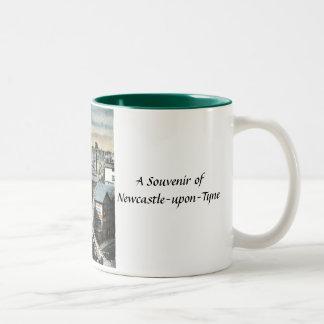 Newcastle-upon-Tyne Souvenir Mug
