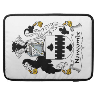 Newcombe Family Crest Sleeve For MacBooks
