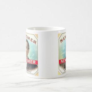 Newcomer Classic White Coffee Mug