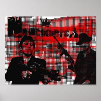 Newcomers mafia #4 poster