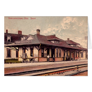 Newcomerstown, Ohio Greeting Card