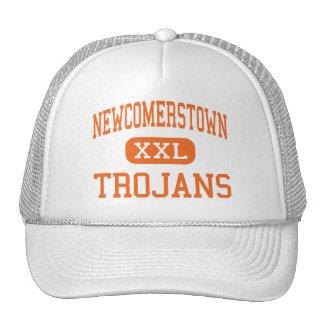 Newcomerstown - Trojans - High - Newcomerstown Trucker Hats