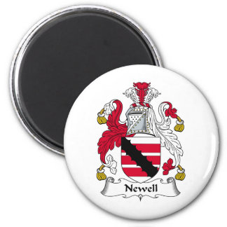 Newell Family Crest Magnet