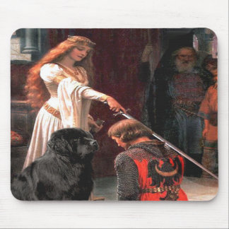 Newfie 1 - The Accolade Mouse Mats