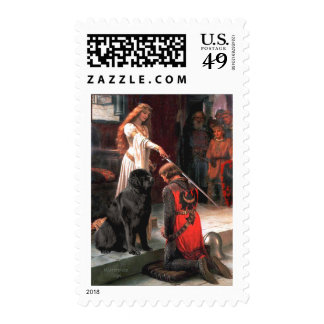 Newfie 1 - The Accolade Stamp