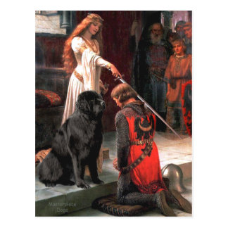 Newfie 1 - The Accolade Postcards