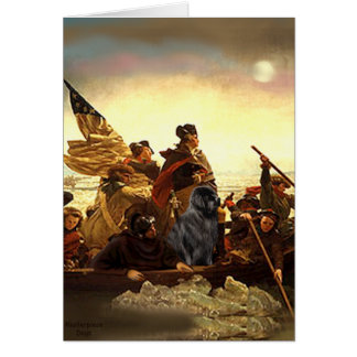 Newfie 1 - Washington Crossing..... Card