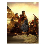 Newfie 1 - Washington Crossing..... Post Card
