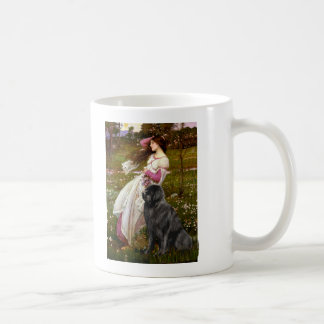 Newfie 1 - Windflowers Coffee Mug