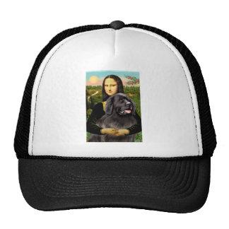 Newfie 2 - Mona Lisa Trucker Hat