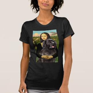 Newfie 2 - Mona Lisa T Shirt