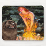 Newfie (brown) - MidEve Mouse Mat