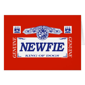 Newfie Card