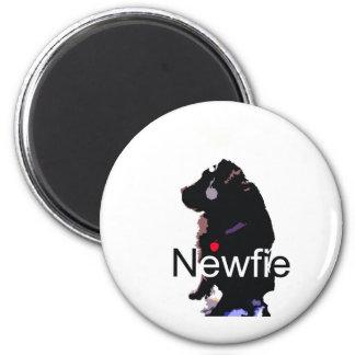 newfie fridge magnets