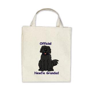 newfie grandad tote bag