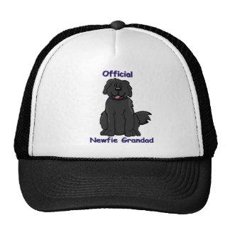 newfie grandad trucker hat