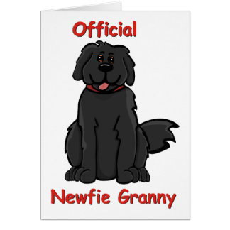 newfie granny greeting cards