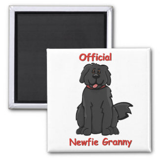 newfie granny refrigerator magnets
