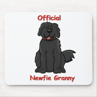 newfie granny mouse pad