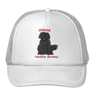 newfie granny trucker hat